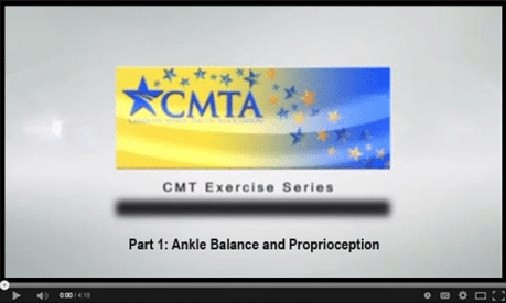 Part 1: Ankle Balance and Proprioception