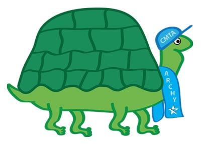 Archy, CMTA Mascot