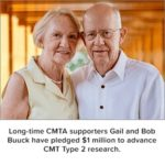 $1 Million Gift Pledged to CMT Type 2 Research!