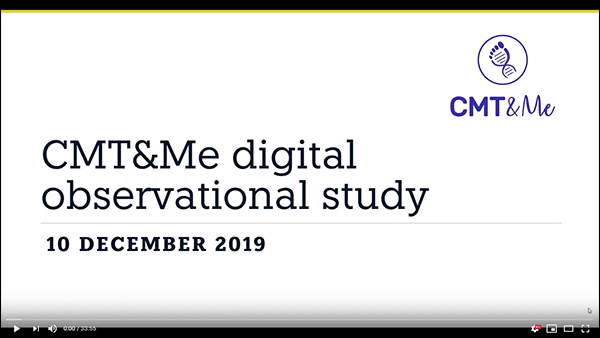 CMT&Me Digital Observation Study
