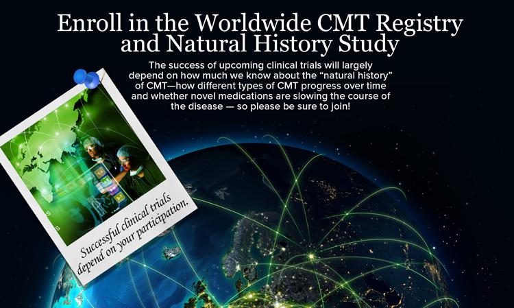 Enroll in CMT Registry