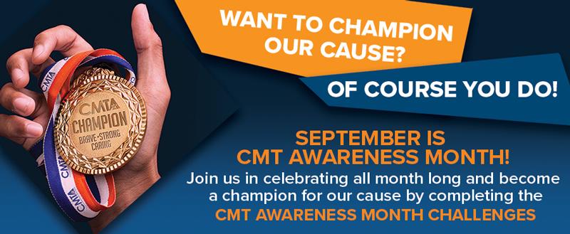 CMT Awareness Month 2020