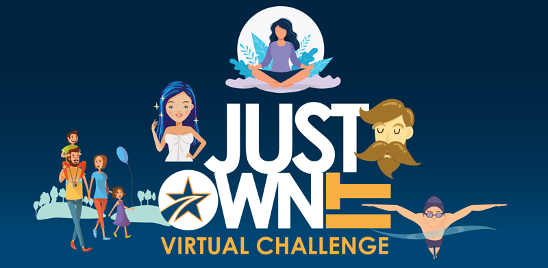 "Just ""OWN"" IT! Virtual Challenge"