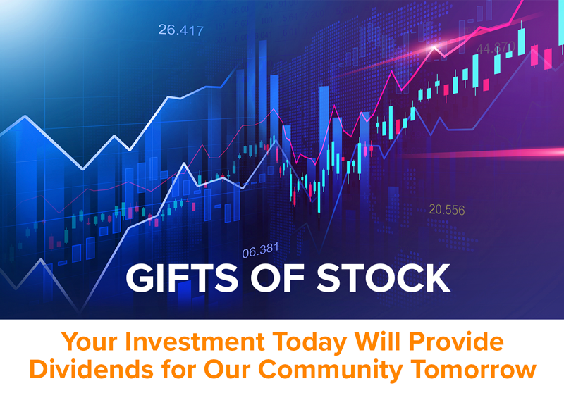 Gifts of Stock