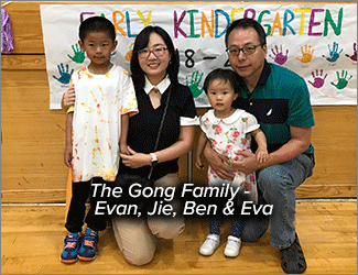 The Gong Family