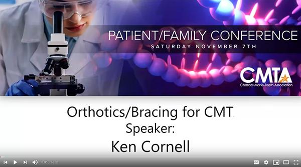2020 PFC Orthotics/Bracing for CMT