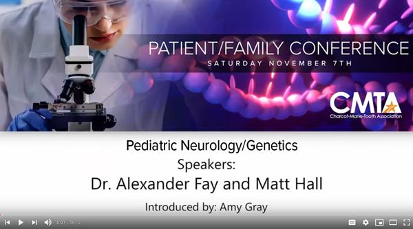 2020 PFC Pediatric Neurology/Genetics