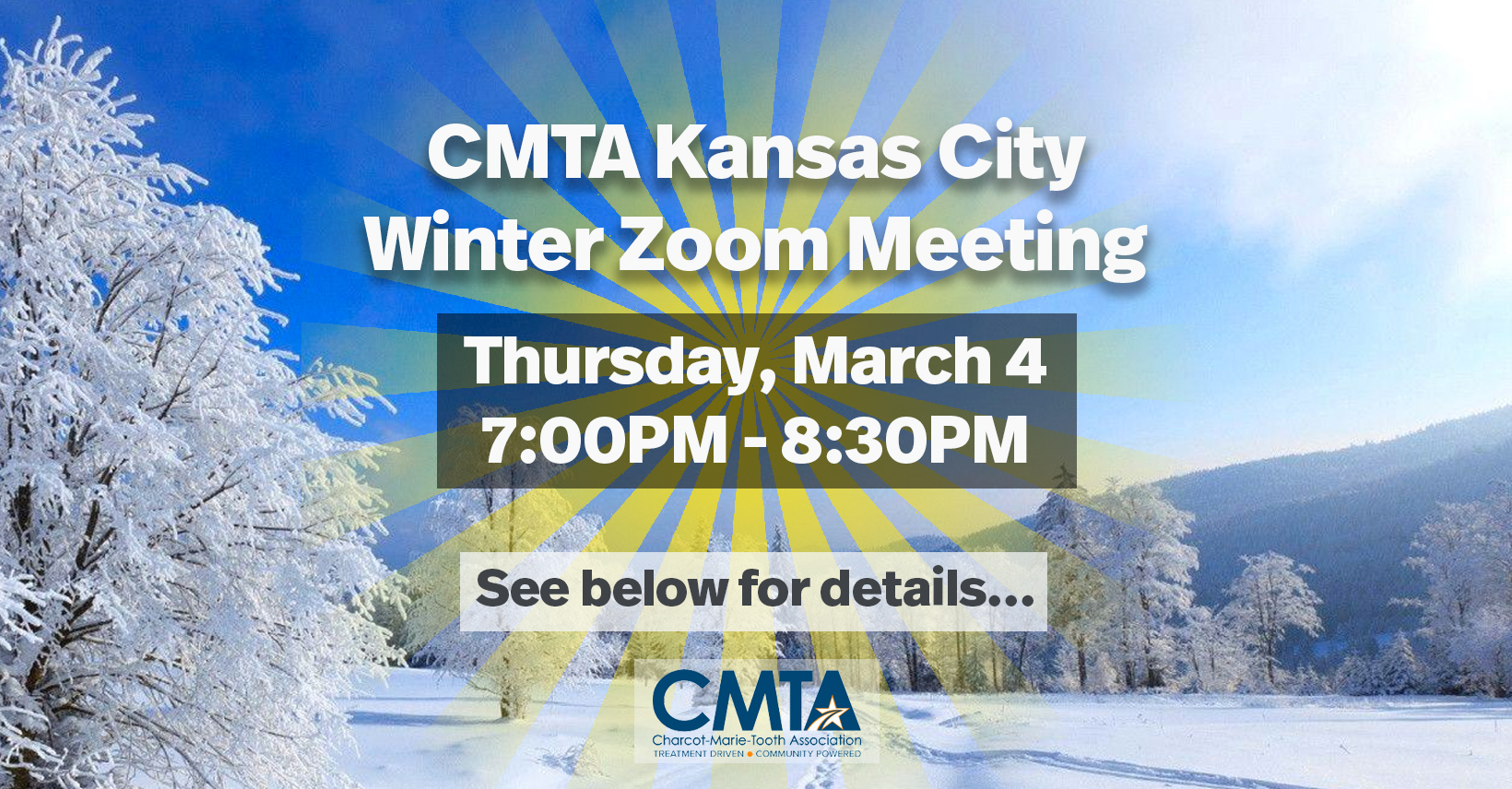 Kansas City Area CMTA Branch Meeting (Virtual)