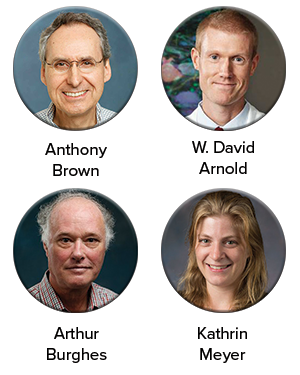 Drs. Brown, Arnold, Burghes & Meyer