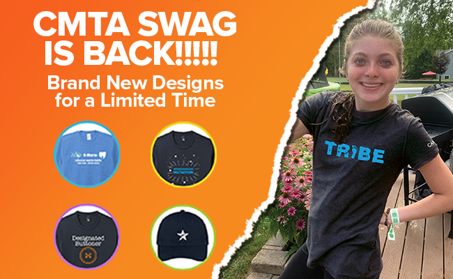 CMTA Swag Is Back!