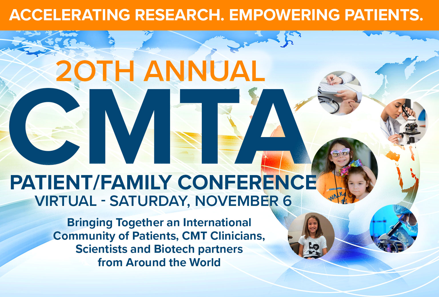2021 Patient/Family Conference (Virtual)